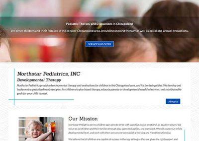 northstar-pediatrics-web-design600