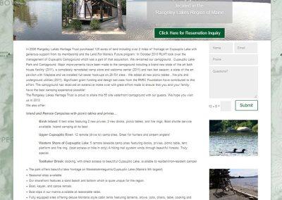 website-design-cupsuptic-campground